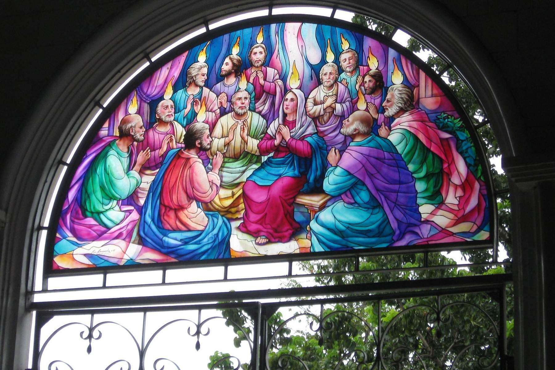 Virtual Pentecost Service