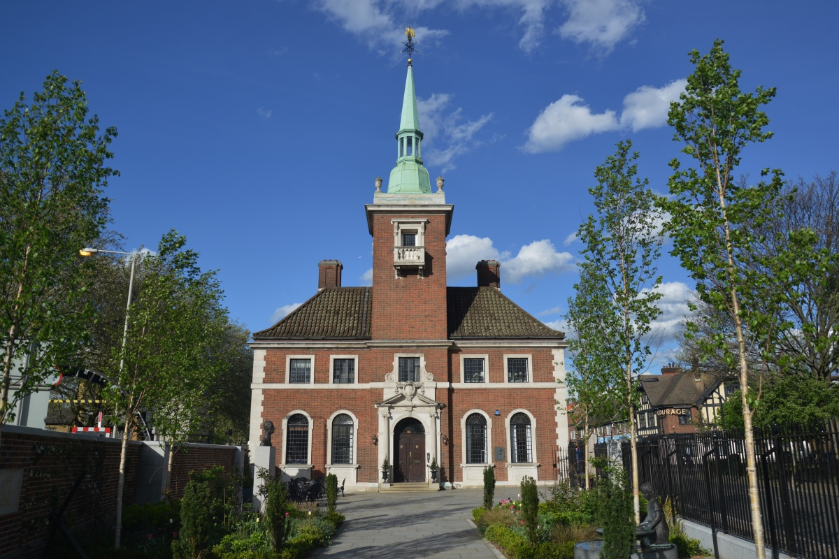 What do Lutherans in the UK and abroad do in Lent? Norwegian Church in London