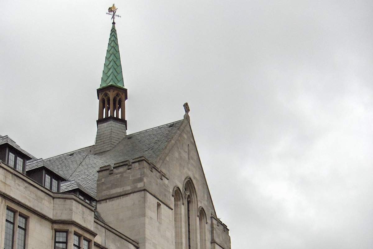 What do Lutherans in the UK and abroad do in Lent? Swedish Church in London