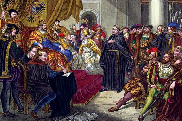 Bishop Tor: Words in commemoration of Luther's statement in Worms April 1521