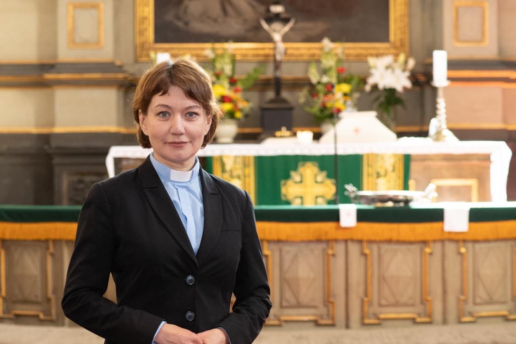 LWF elects Estonian Anne Burghardt as new General Secretary