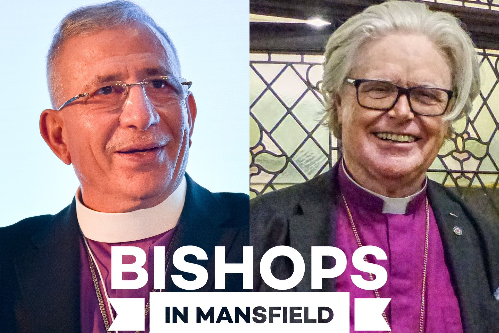 Video recording now available! Refugee Week at Mansfield College, Oxford: Audience with Bishop Munib Younan and Tor Berger Jørgensen